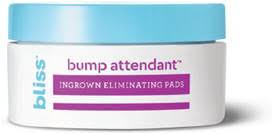 Bump Attendant Ingrown Eliminating Pads