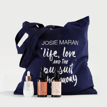 Josie Maran Good for You, Good for Planet Kit
