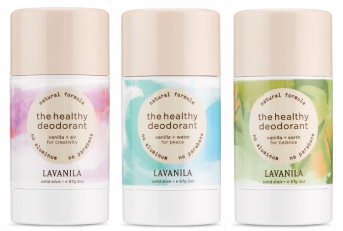 LAVANILA Healthy Deodorants