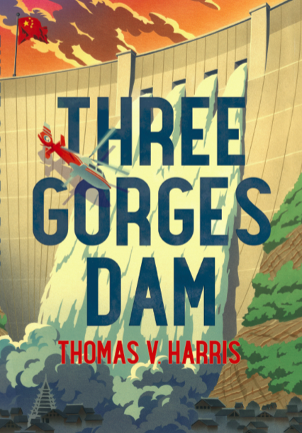 Three Gorges Dam Front Cover