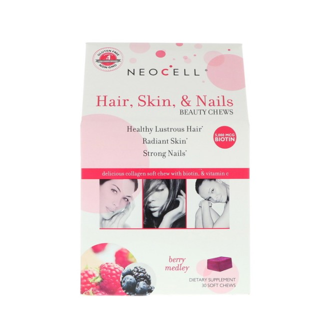 NeoCell Hair, Skin & Nails Beauty Chews