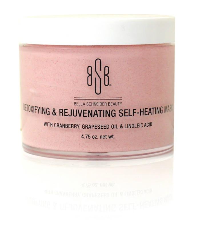 BELLA SCHNEIDER BEAUTY Detoxifying & Rejuvenating Self-Heating Mask
