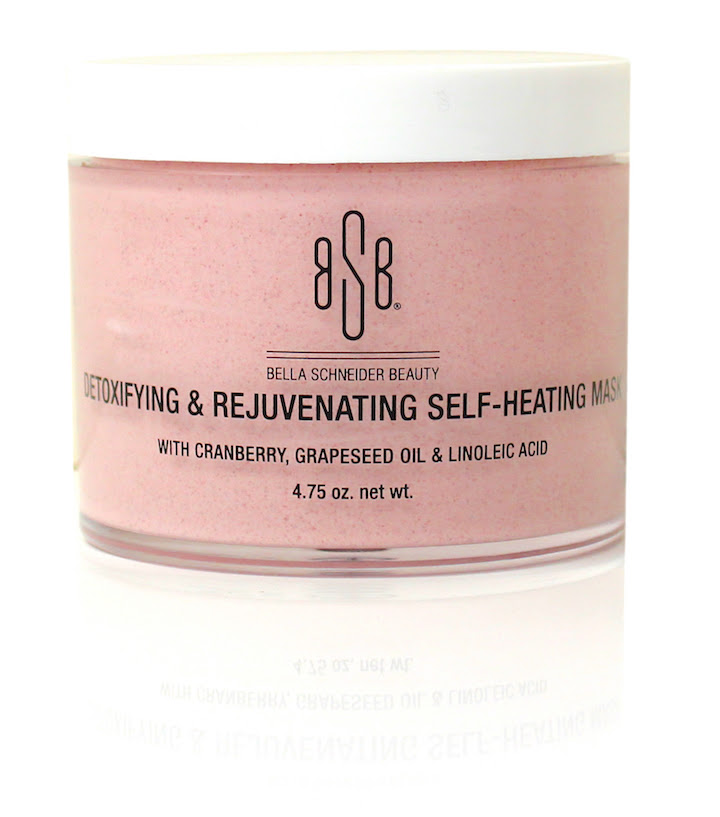 BELLA SCHNEIDER BEAUTY Detoxifying & Rejuvenating Self-Heating Mask