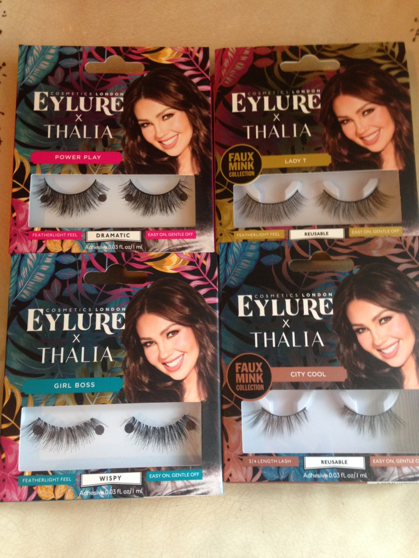 e1e07decf68 Eylure's latest collab is with The Queen of Latin Pop, Thalia! The NEW Eylure  x Thalia collection features lash and brow products that mirror