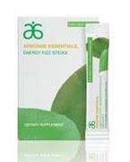Arbonne Limited-Edition Green Apple Energy Fizz Sticks