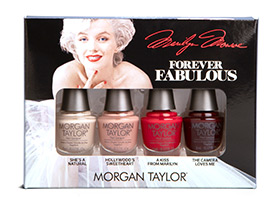 Morgan Taylor Classic MiniI 4 Pack