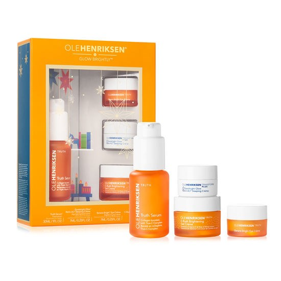 Ole Henriksen Glow Brightly Radiance-Boosting Super Set