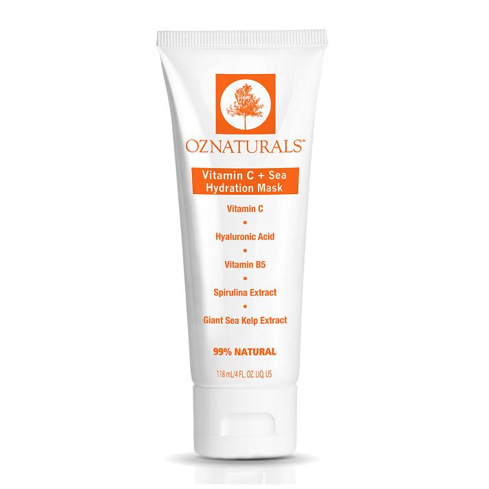 OZNaturals Vitamin C + Sea Hydration Mask