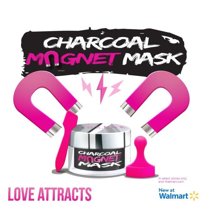 Biovene Charcoal Magnet Mask