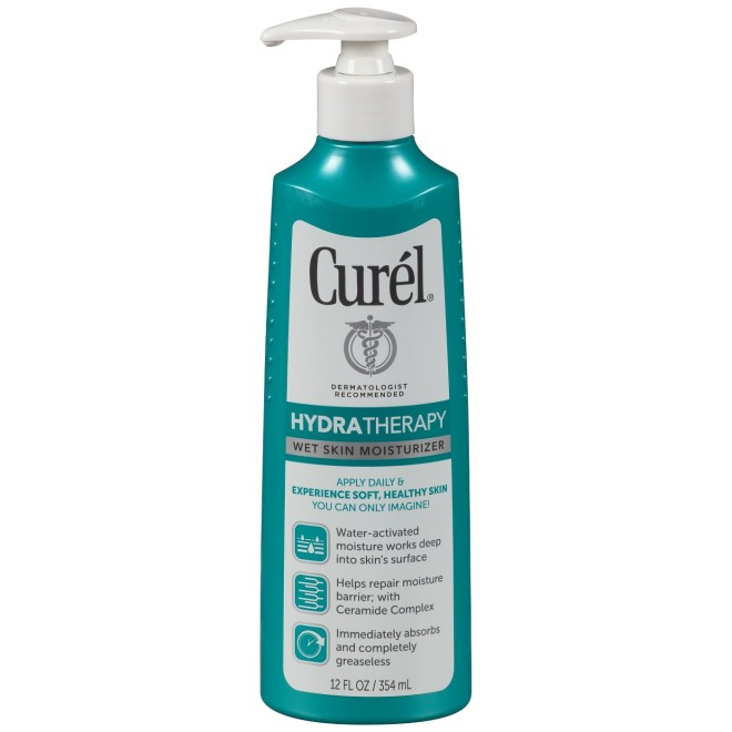 Curel Hydra Therapy Wet Skin Moisturizer