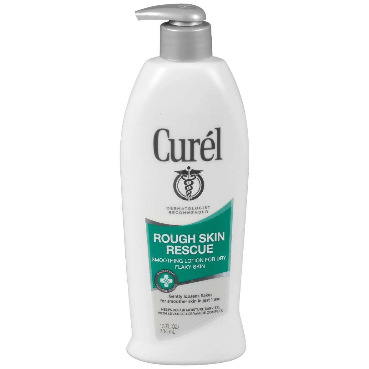 Curel Rough Skin Rescue Smoothing Lotion