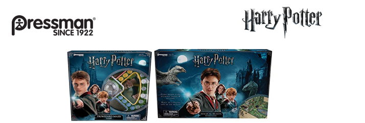 Harry Potter Games