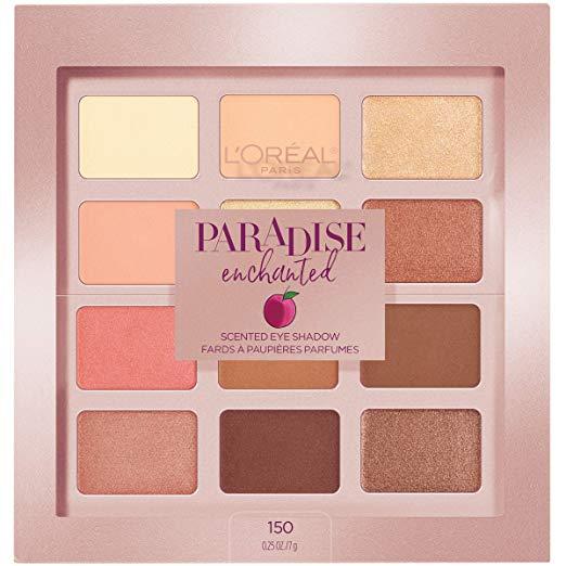 L'Oréal Paris Paradise Enchanted Scented Eyeshadow Palette