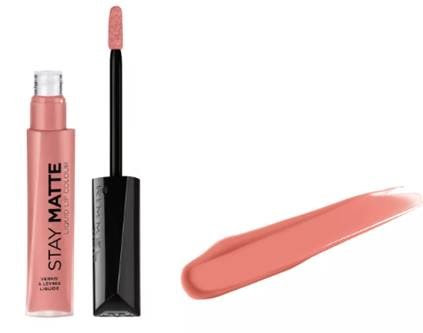 Rimmel London Stay Matte Liquid Lip Color in Raw Kiss