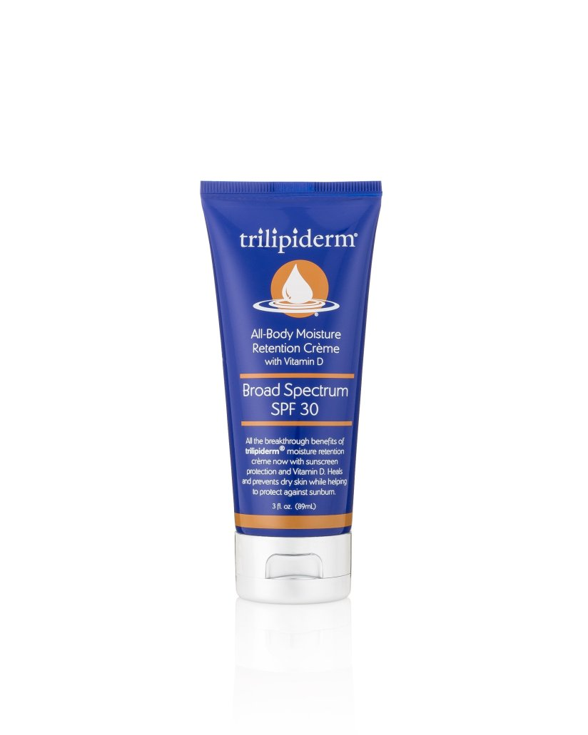 Trilipiderm Broad Spectrum SPF 30 3oz. Tube