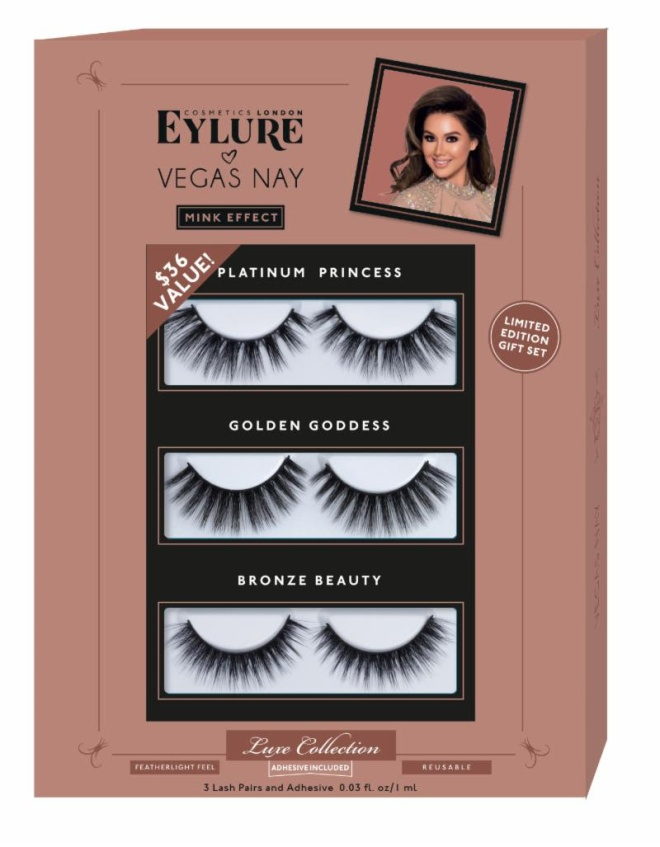 Eylure Vegas Nay Lash Gift Set