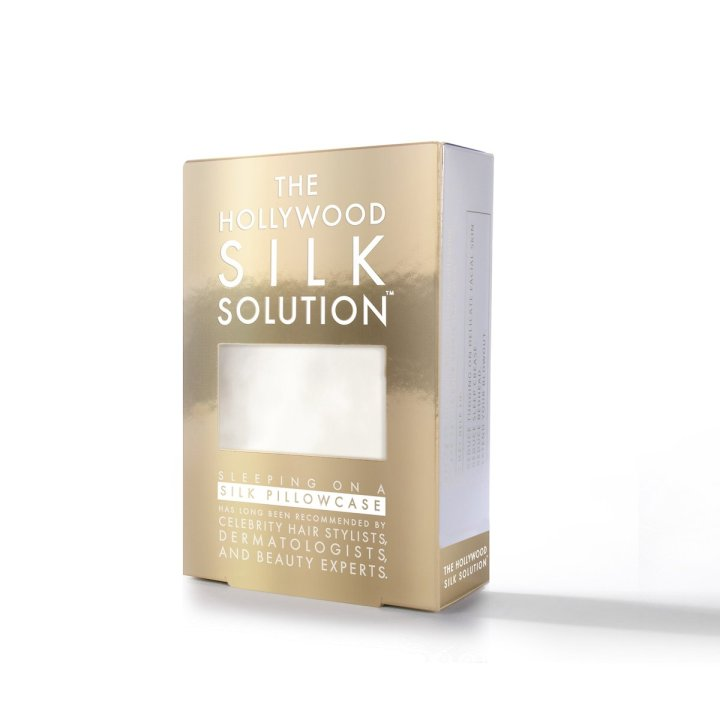 The Hollywood Silk Solution Pillowcase