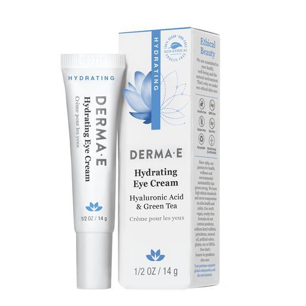 derma e hydrating eye cream