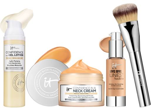 new year, your most beautiful skin! 4-piece skincare & complexion collection