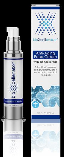BioXskincare Anti-Aging Face Cream