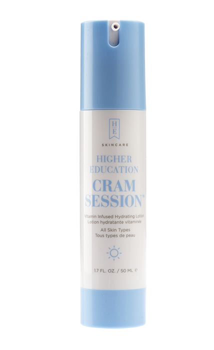 Higher Education Skincare Cram Session Vitamin Infused Hydration Lotion