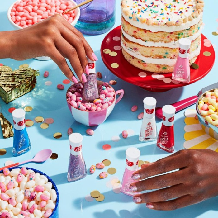 Sally Hansen x Jelly Belly Collection