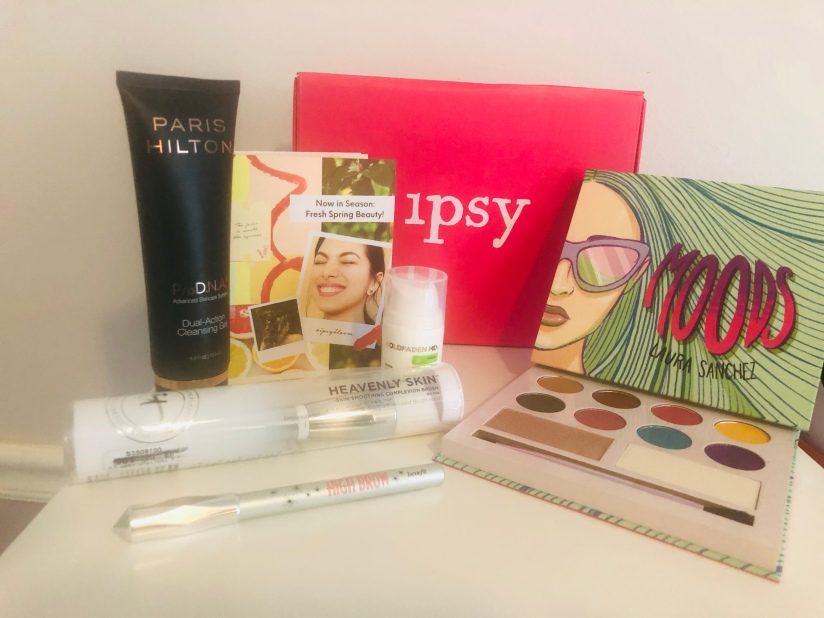 Ipsy Glam Bag Plus Review — April 2018 – Forty, Flirty & Fabulous's