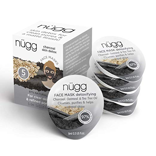 nügg Detoxifying Charcoal Face Mask