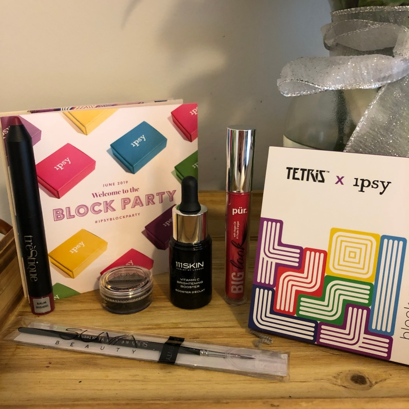 Ipsy Glam Bag Plus Review — June 2019 – Forty, Flirty & Fabulous's