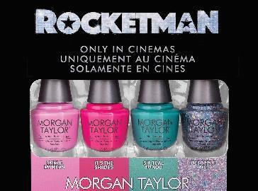 Morgan Taylor Rocketman