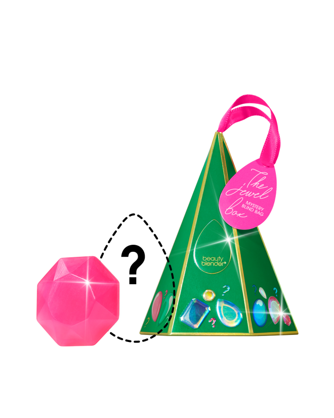 Beautyblender The Jewel Box Mystery Blind Bag