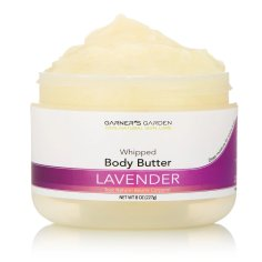 Garner's Garden Body Butter in Lavender
