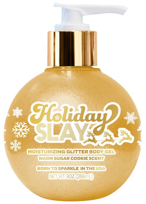 Glitter Skincare Holiday Slay