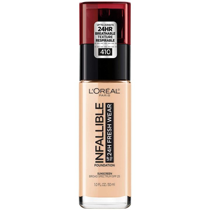 L'Oreal Fresh Wear Foundation
